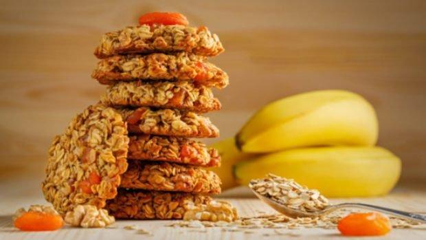 Las 5 mejores recetas de galletas de avena, fáciles de preparar y saludables 2