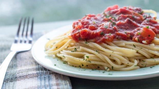 Las 5 mejores recetas de pasta con tomate, un clásico que nunca falla