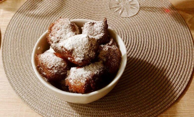 Buñuelos de pan caseros, receta original 1