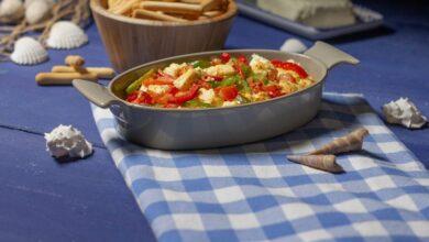 Receta del buyurdi, el aperitivo griego más fácil de preparar 10