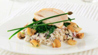 5 recetas de ensalada de arroz fáciles de preparar para una cena ligera 5