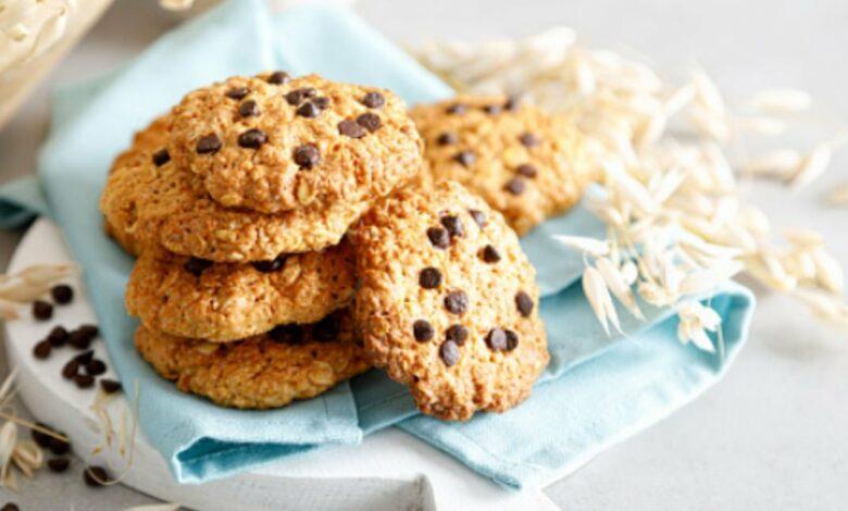 Las 5 mejores recetas de galletas de avena, fáciles de preparar y saludables 1
