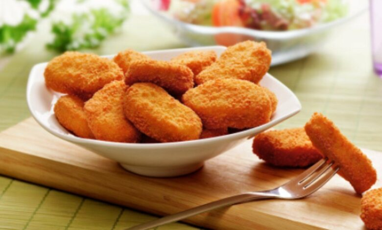 Nuggets de atún, receta de pescado paso a paso 1
