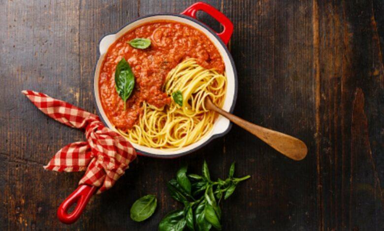 Las 5 mejores recetas de pasta con tomate, un clásico que nunca falla 1