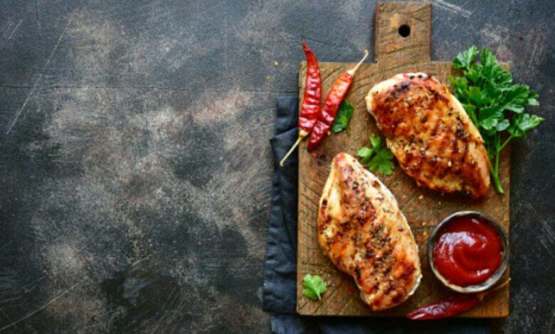 Las 5 mejores recetas con pechuga de pollo, fáciles de preparar y saludables 1
