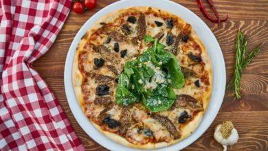 Las 5 mejores pizzas vegetarianas de la historia, deliciosas y fáciles de preparar 25