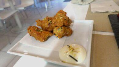 Pollo rebozado a la griega, receta fácil y deliciosa 5