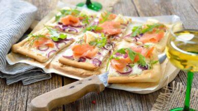 Las mejores 5 recetas con hojaldre saladas para aperitivos y primeros de lujo 4