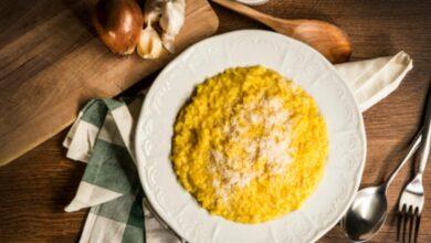 Risotto crujiente, receta de arroz fácil de preparar 5