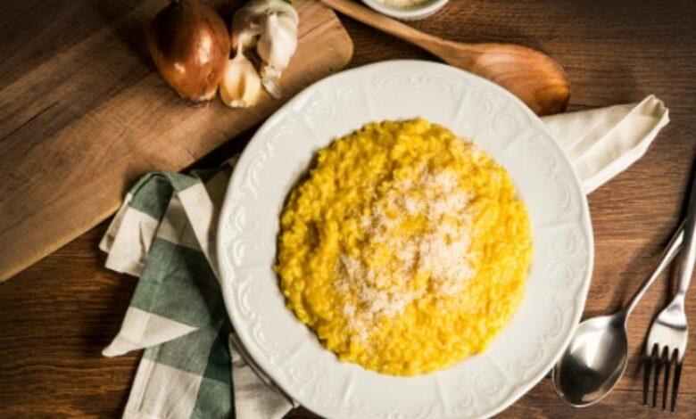 Risotto crujiente, receta de arroz fácil de preparar 1