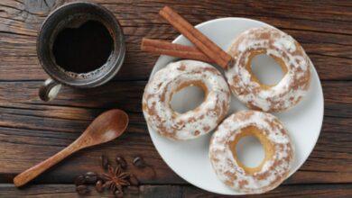 Rosquillas de anís y almendras, receta fácil paso a paso 5