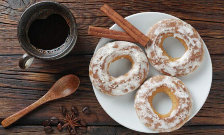 Rosquillas de anís y almendras, receta fácil paso a paso 1