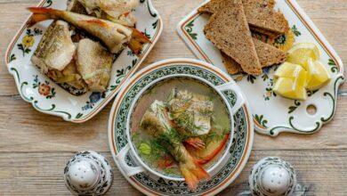 5 recetas de sopa de pescado, un plato de cuchara fácil de preparar 7
