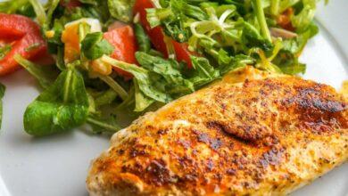 Supremas de pollo rellenas, receta de pollo deliciosa y fácil de preparar 4
