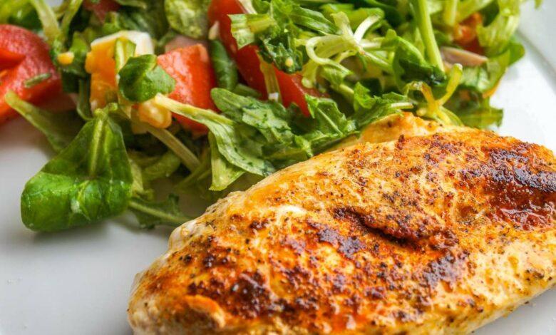 Supremas de pollo rellenas, receta de pollo deliciosa y fácil de preparar 1