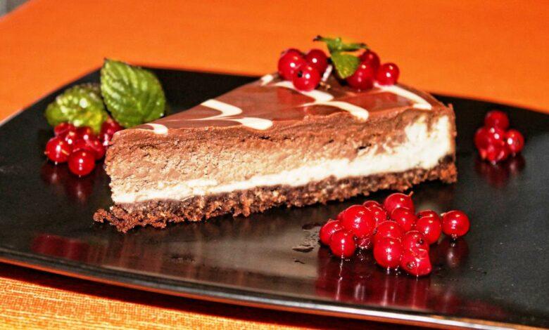 Tarta de queso ricotta y chocolate, una deliciosa receta 1