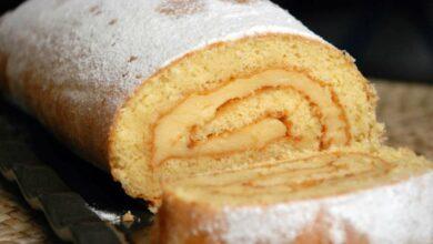 Torta de naranja a la portuguesa, receta de la abuela paso a paso 4