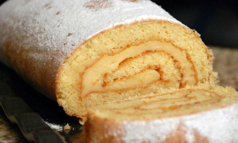 Torta de naranja a la portuguesa, receta de la abuela paso a paso 1