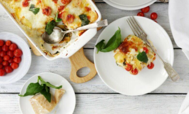5 recetas de verduras con bechamel para disfrutar de una cena o comida ligera 1
