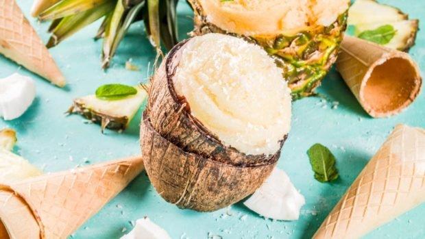 Receta de los 5 mejores helados saludables para el verano 2018