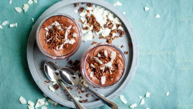 Las 5 mejores recetas caseras de mousse de chocolate de la abuela