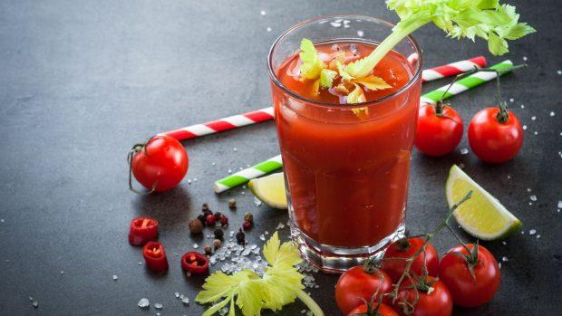 Cócteles Bloody Mary