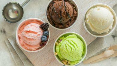 Cinco recetas de helados saludables para el verano 2021 5