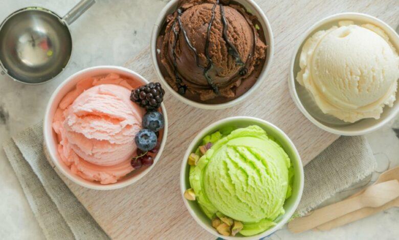Cinco recetas de helados saludables para el verano 2021 1