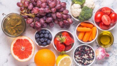 Lista de alimentos alcalinos y ácidos 10