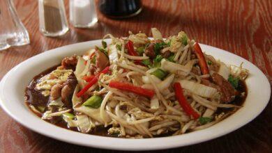 Receta de Chow mein de pollo, la receta china más exótica 11