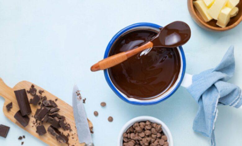 Cómo hacer ganache de chocolate fácil 1