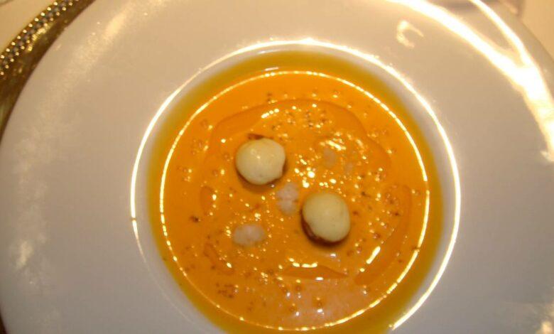 Receta de gazpacho de manzana, un plato original y ligero 1