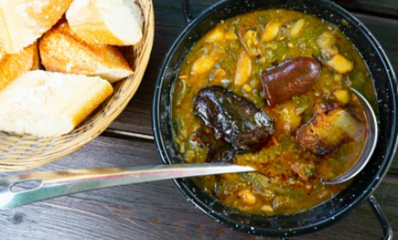 Habas a la catalana de la abuela: una receta tradicional 1