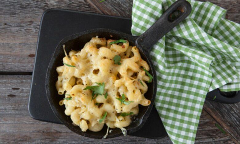 Mac and cheese, la auténtica receta americana para amantes del queso 1