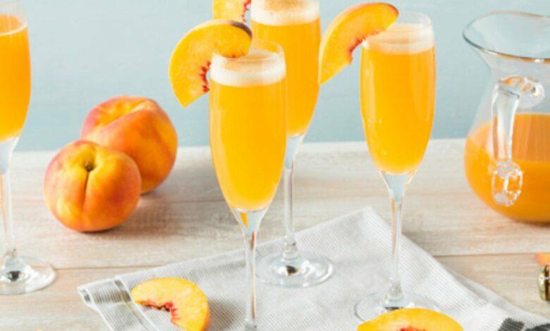 Receta del cóctel mimosa, un cóctel con glamour con solo 3 ingredientes 1