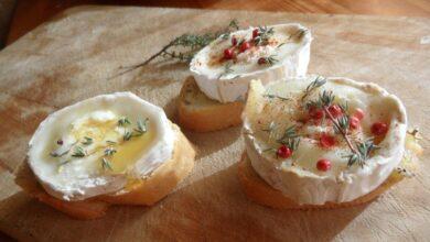 Las 5 mejores recetas de tapas con queso de cabra, con menos lactosa y más proteínas 25
