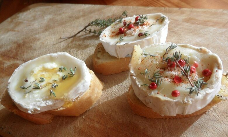 Las 5 mejores recetas de tapas con queso de cabra, con menos lactosa y más proteínas 1