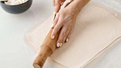Receta básica de masa para lasaña 10