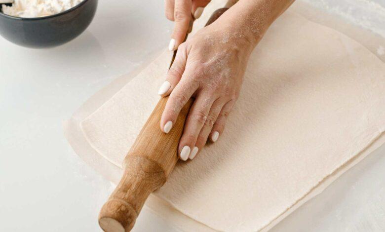 Receta básica de masa para lasaña 1