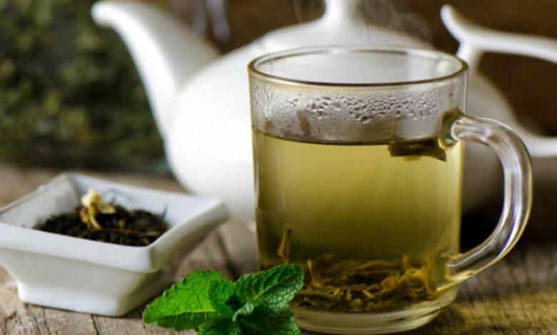 Té verde con hierbabuena y los beneficios de la infusión 1