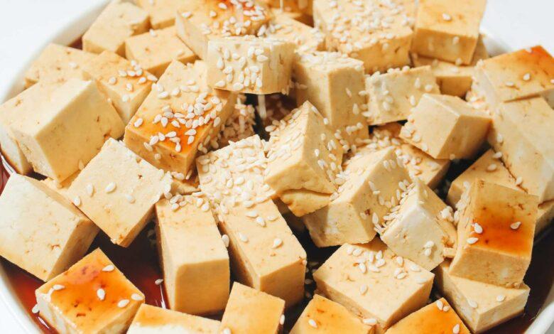 Cómo hacer queso de soja casero 1