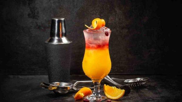 El cóctel perfecto para los amantes del vodka y la naranja.