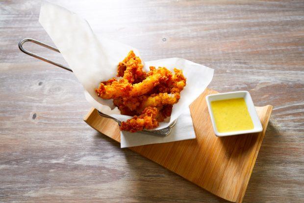Pollo empanizado con cereales horneados, los Nuggets saludables más deseados