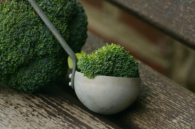 Receta de ensalada de brócoli 2