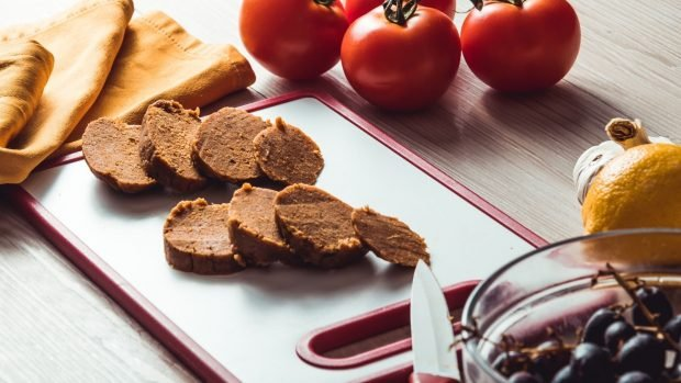 Receta de seitán casero con gluten de trigo 2
