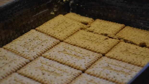 Pastel de galletas