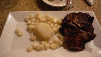 receta y origen de este típico plato de Perú 11