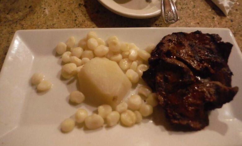receta y origen de este típico plato de Perú 1