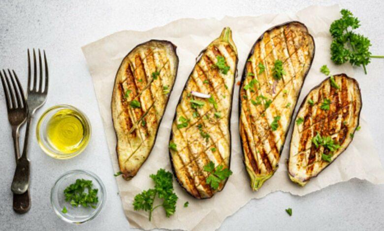 Berenjenas al horno, receta fácil, deliciosa y saludable 1