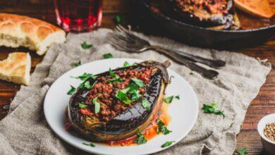 Las 5 recetas de berenjenas rellenas que más se cocinarán este verano 5